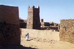 Mauritania - Chinguetti, Holy city