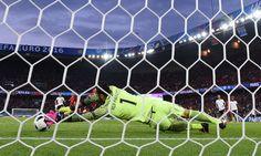 Rui Patricio's save for Portugal #EURO2016