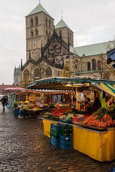 Münster market