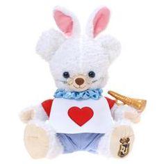 UniBEARsity専用コスチューム なりきり 白ウサギ (White rabbit costume Narikiri dedicated UniBEARsity)