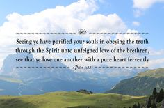 1. Peter 1:22   Inspirational Pictures   Encouraging Images   Motivational Bible Art   God Quotes