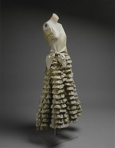 Lanvin evening dress 1930