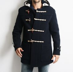 Mens Mid Length Monty Gloverall, 3 795 kr Mid Length, Coat, Jackets, How To Wear, Fashion, Tall Clothing, Down Jackets, Moda, Fashion Styles