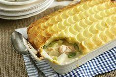 Marco Pierre White's simple fish pie recipe