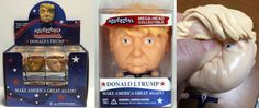 Printed Model of Donald J. Trump Made into a Collectible Toy that you can Squeeze 3d Prints, Canning, Printed, Toys, Model, Collection