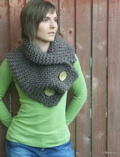 the anok cowl/wrap is wonderfully warm and large. she can be worn as a statement cowl or a fall wrap. she is made from 80% acrylic 20% wool. she has