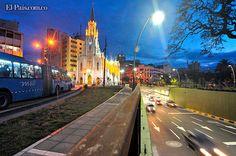Gracias a la contribución por valorización, hoy los caleños pueden caminar por el Bulevar del Río y transitar en automóvil o moto por el túnel de la Avenida Colombia.