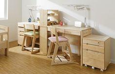 リベプルシリーズ 天然木メイプル材組合せ例