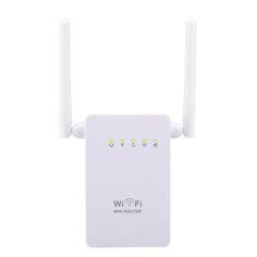 WH 300Mbps Sans fil N 802.11 AP Routeur Wi-Fi Répéteur Booster WLAN Réseau