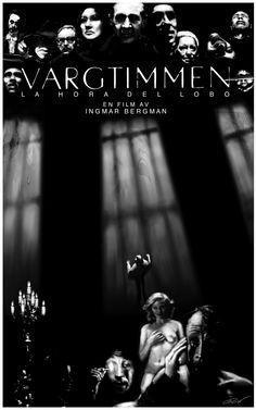 Vargtimmen (1968) Hour of the Wolf / Ingmar Bergman