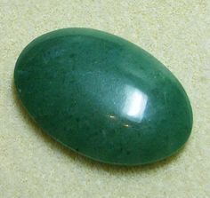 Exquisite Jade Cabochon  Outstanding Green by JewelryArtistry