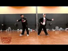"""▶ Hilty & Bosch :: """"Turn Up The Music"""" by Chris Brown :: Locking Choreography :: Urban Dance Camp - YouTube"""