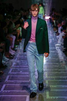 Prada | Menswear - Spring 2019 | Look 7