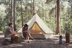 Not all bell tents are created equal. At Homecamp we have created perfect bell tent to survive the extreme and varied Australian conditions - learn more!