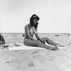 348173 Bettie Page by Bunny Yeager