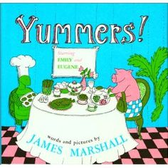 My favorite children's book - just hilarious...as much fun for the reader as it is for the kids!