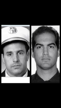 "I was unaware until recently that out of the 14 Jehovah's Witnesses that died on 9/11 two of them were FDNY firefighters responding to the scene. Their names were Captain James Amato (L) and Firefighter George DiPasquale (R). I found it awesome to know that our brothers were on scene helping those affected not only after but also during the attacks. These brothers bring this to mind, ""No one has greater love than this, that he should surrender his life on behalf of his friends"" - John 15:13"