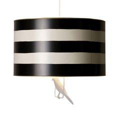Tin Hanging Lamp in
