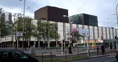 Mannheim Nationaltheater.There was some very surprising staging when I sang Isolde there.