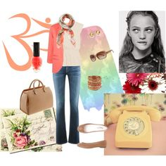 """""""casual"""" by lizmau on Polyvore"""