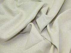 Plain Stone/Cream Linen/Viscose Blend Clearance Dress Fabric - per metre http://www.minervacrafts.com/5.d-1002-plain-stonecream-linenviscose-blend-clearance-dress-fabric-per-metre.html