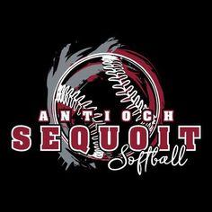 A softball tee shirt design Baseball Shirt Designs, Tee Shirt Designs, Baseball Shirts, Baseball Mom, Volleyball Shirts, Custom Screen Printing, Team Uniforms, Team Shirts, Shirt Ideas