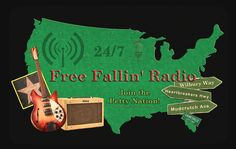 Free Fallin' Radio - The Home of Tom Petty & Friends.