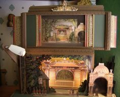 Treasure Island, Hansel & Gretel and 4 generations of Toy Theatre Enthusiasts! | Puppet Ladyhttp://puppetlady.wordpress.com/2011/10/18/treasure-island-hansel-gretel-and-4-generations-of-toy-theatre-enthusiasts/
