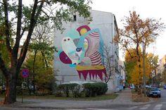 Galeria Urban Forms Łódź artist: Otecki
