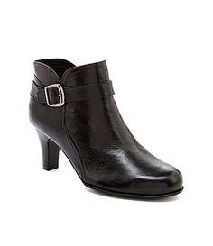 Nurture Talin Ankle-Strap Booties