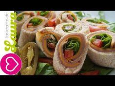 Sandwich de Rollito ♥ Niño Envuelto |