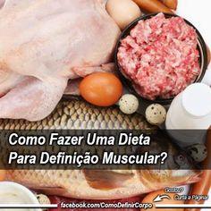 Como Fazer Uma Dieta Para Definir o Corpo?   ➡ https://www.segredodefinicaomuscular.com/dieta-para-definicao-muscular/  #dieta #fit #comodefinircorpo #AlimentaçãoSaudável #ReeducaçãoAlimentar #SegredoDefiniçãoMuscular