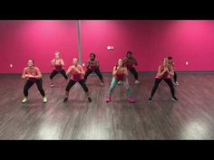 Round2Crew - Booty Had Me Like (Dance Fitness with Jessica) - YouTube