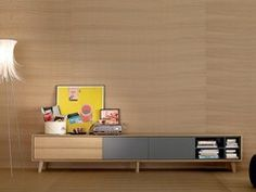 """Things that inspire us: Aura Collection by Treku """"The Aura collection has been conceived mainly for sideboards and furniture for living rooms and dining rooms. Its design is inspired by the past and. Media Furniture, Modern Furniture, Furniture Design, Side Board, Muebles Rack Tv, Solid Wood Sideboard, Muebles Living, Wood Joints, Wood Design"""