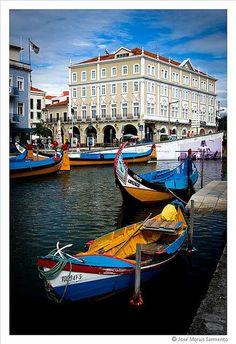 Aveiro - Fique a conhecer os tesouros do Douro Litoral em: www.asenhoradomonte.com
