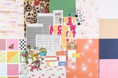FAIRGROUND Scrapbook Kit at Studio Calico
