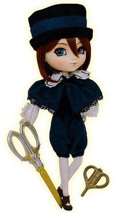 Crunchyroll - Store - Pullip Rozen Maiden Souseiseki Fashion Doll