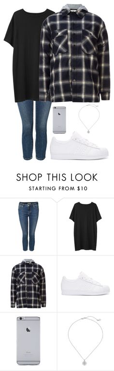 """""""Untitled #3615"""" by ericacavaco12 ❤ liked on Polyvore featuring Dex, Organic by John Patrick, UNIF, adidas Originals and Michael Kors"""