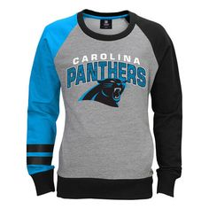 Carolina Panthers Nike Women's Dri-FIT Epic Wildcard Long Sleeve T ...