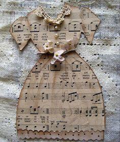 Paper Doll Dresse,