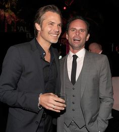 Timothy Olyphant - The Paley Center for Media's Benefit Gala — Part 2