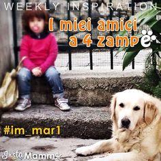 La prima Weekly Inspiration di marzo vede protagonisti i nostri amici animali!! Taggate le vostre foto