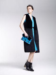 Yves Salomon Femme FW 14/15. Womens ready to wear / Prêt à porter chez les femmes