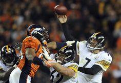Steelers QB Ben Roethlisberger on track to start against Broncos...:… #Broncos #PittsburghSteelers #AJMcCarron #Bengals #BrockOsweiler