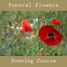 Funeral Flowers for Beginners - Evening Course – The Cambridge Flower School