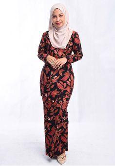 Batik Mini Kurung BHMK01-011 (BLACK) from batik house my in Black Batik Mini Kurung BHMK01-011 (BLACK) from batik house my in Black Top- Slim fit- Back zipper- Comfortable, extremely breathable, absorbent&#44... Fit Back, Black Tops, Slim, Mini, Stuff To Buy, Fashion, Moda, Fashion Styles, Fashion Illustrations
