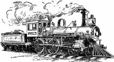 train rubber stamps - Google Search