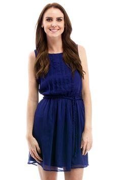 Pedrina Chiffon Dress