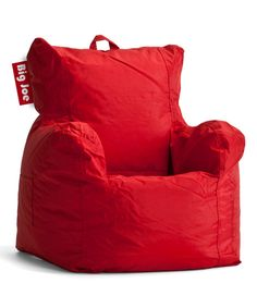 Look at this Flaming Red Big Joe Cuddle Chair on #zulily today!