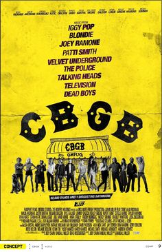 CBGB, Film Tells the History of New York City's Legendary Club